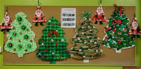 Calendrier De L Avent Idée by Decoration 187 Decorations Noel Maternelle 1000 Id 233 Es Sur