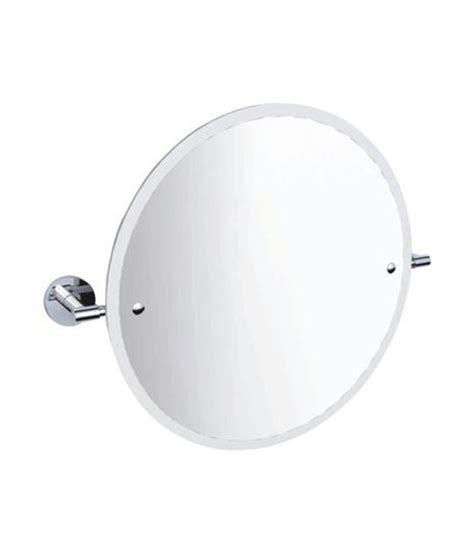 jaquar bathroom mirror buy jaquar swivel mirror acn 1195n online at low price