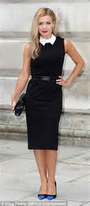 Mens Work M Andrew Clutch Black katherine jenkins wows in black pencil dress at creative