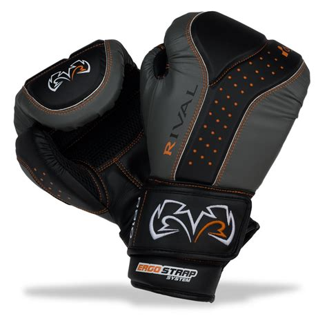 Intelli Search Rival D3o Intelli Shock Bag Glove Black Grey