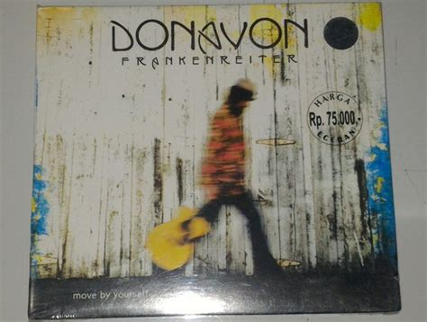 How To Move By Yourself by Donavon Frankenreiter Move By Yourself Cd Discogs