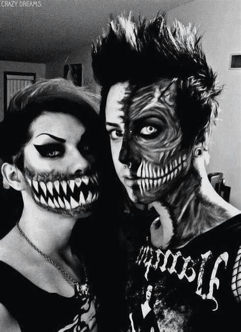 imagenes halloween emo 84 best images about body paint on pinterest models