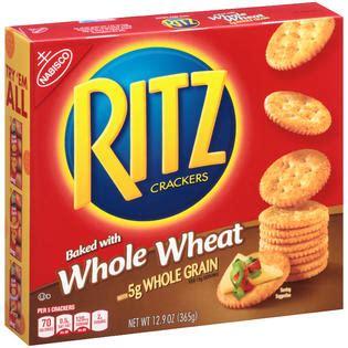 gravy boat kmart ritz crackers baked with whole wheat 12 9 oz box
