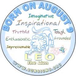 August zodiac sign leo your zodiac sign is leo