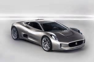 Jaguar Cx75 Prototype Jaguar C X75 Electric Supercar Autotribute