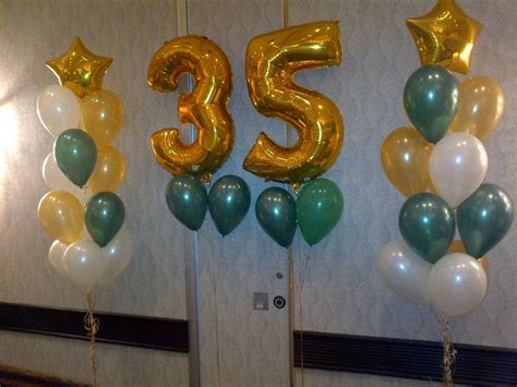 numbers  letters balloon celebrations tops  toronto balloons