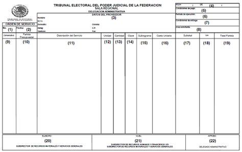 ordenes de requisicion dof diario oficial de la federaci 243 n