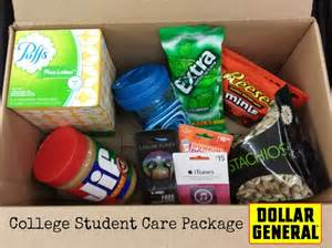 college student care package college student care package from dollargeneral