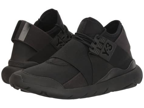 Adidas Y 3 Qasa High Blackcore Black Premium High Quality 2 cheap adidas y 3 shoes sale buy adidas y3 sneakers