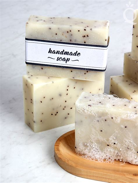 Handmade Soap Tutorial - exfoliating handmade soap kit tutorial soap