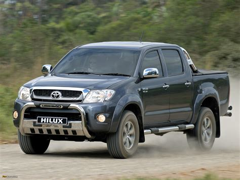 Toyota Hilux 2010 by 2010 Toyota Hilux Partsopen