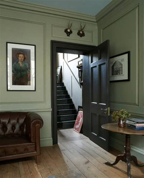 6 serene green paints that aren t called green the doors the rich and unfinished wood