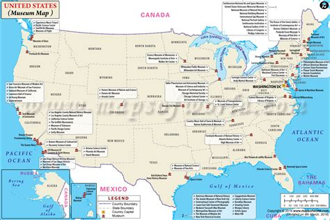 maps of the world usa list of top museums in us usa museums map