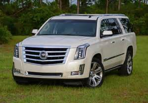 Review 2015 Cadillac Escalade 2015 Cadillac Escalade Esv 4wd Premium Review Test Drive