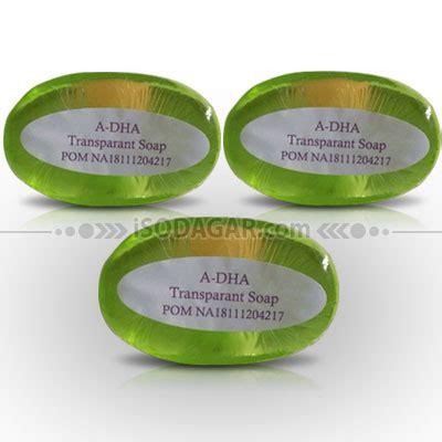 Sabun Gamas Transparan Bar Soap sabun a dha transparant soap bpom isodagar