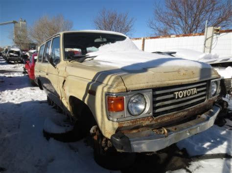 junkyard find 1982 toyota land cruiser the about cars