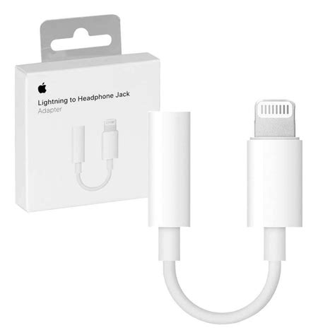lightning to 3 5 mm headphone adapter for iphone phoneshopbd