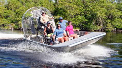 fan boat ride florida everglades airboat buggy tours captain jack s airboat