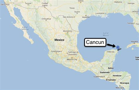 map of cancun mexico 5 days in cancun on a budget what to do no hay bronca