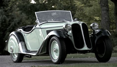 Video Bmw Roadster History