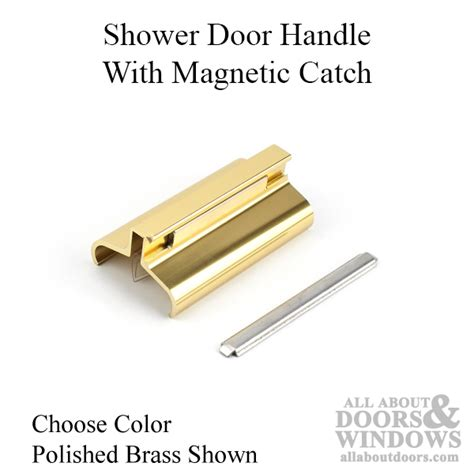 magnetic shower door shower door handle replacement replacement singlelever