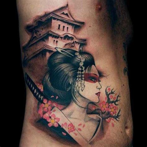 Geisha House Tattoo | 20 japanese tattoos tattoofanblog