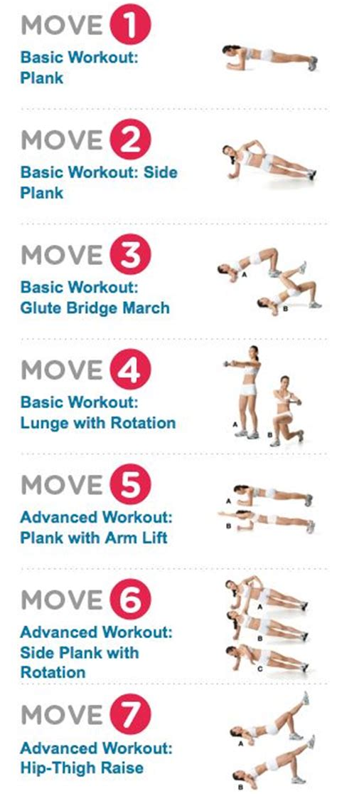 workout abs and ab workouts on