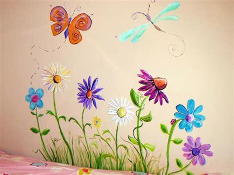 wandmalerei ideen kinderzimmer deko ideen wie sie ein faszinierendes