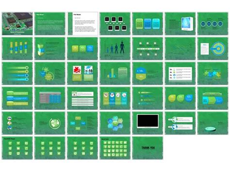 circuit card template circuit board powerpoint templates circuit board
