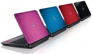 color laptop inspiron m101z dell s new compact lightweight laptop