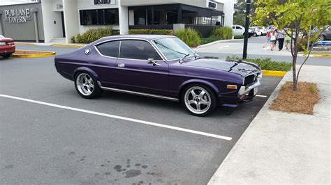 spotted mazda rx3