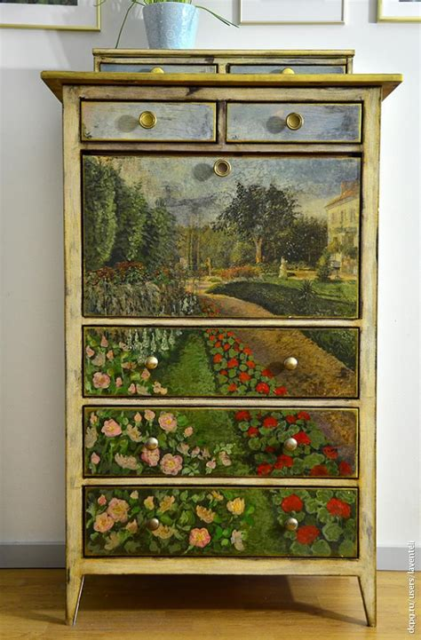 Decoupage Dresser Ideas - things you need to about decoupage furniture ideas