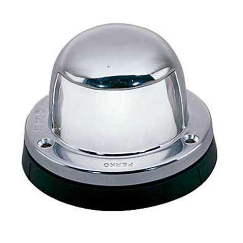 brass navigation lights for sale perko horizontal chrome brass masthead light boat size to