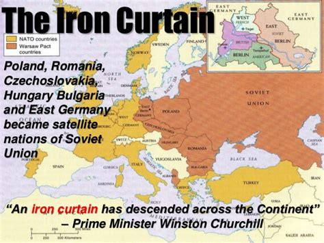 what does the iron curtain represent what did the iron curtain represent in cold war