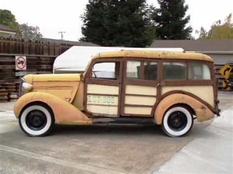 dodge westchester 1938 dodge westchester suburban woodie wagon