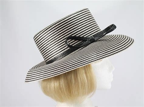 Wedding Hair Accessories Marks And Spencer by Fascinators 4 Weddings Marks And Spencer Black And White Hat