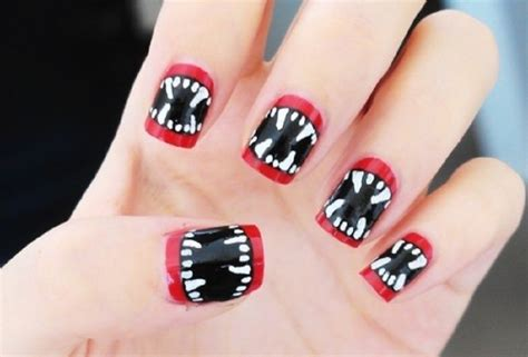 Fingernail Painting Ideas by Nail Painting Ideas Nail Design Painting More Nail