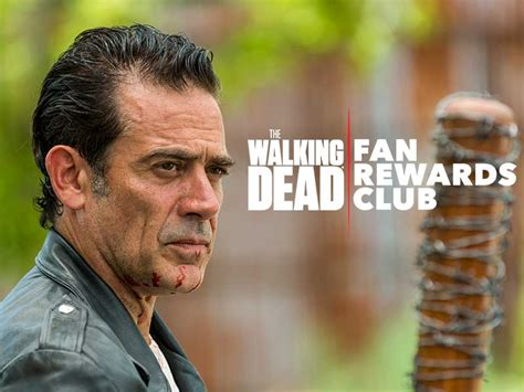 the walking dead fan rewards club the walking dead season episode and cast information amc