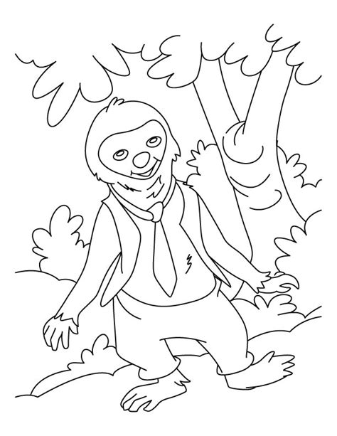 a hilarious sloth coloring book for adults and books sloth coloring coloring pages