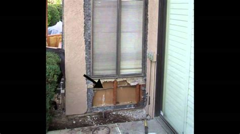 Remove Window And Install Door Building Remodeling Youtube How To Replace Glass In Door