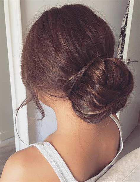 prom hairstyles in buns 31 most beautiful updos for prom stayglam