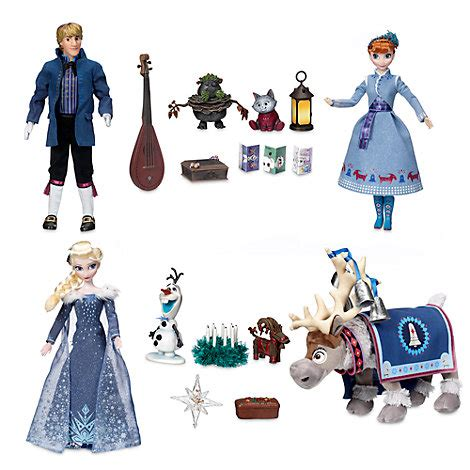 value of frozen doll olaf s frozen adventure singing doll set