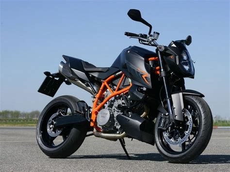 Ktm 990 Duke Review 2012 Ktm 990 Duke R Motorcycle Review Top Speed