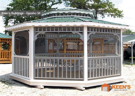 9x14 Gazebo Gazebos Keen S Buildings