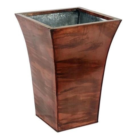shop style selections 5 8 gallon antique copper indoor
