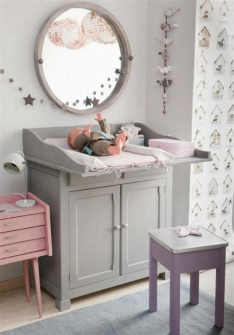 Grey Crib With Changing Table Vertical Changing Table Yes Nursery Ideas