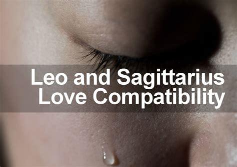 leo woman sagittarius man love sexual marriage