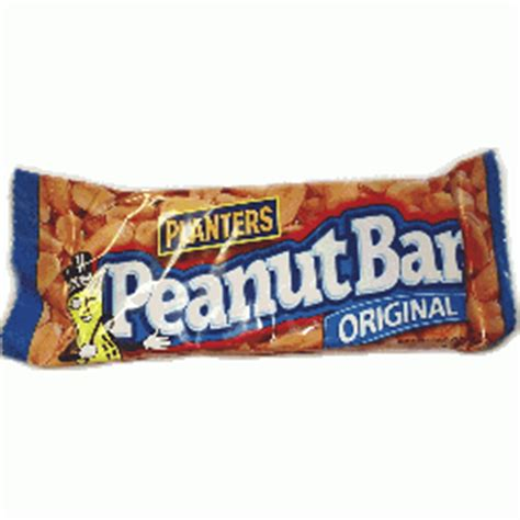 remembered planters planters peanut bar the