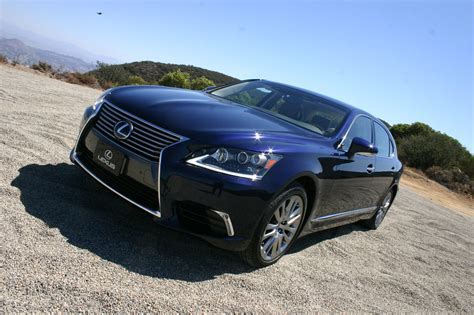 Lexus Ls600h by 2013 Lexus Ls600h L Wheelbase Hybrid Luxury 171 Car