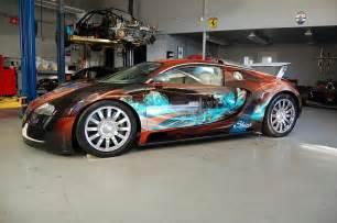 Bugatti Wrap Skinzwraps Bugatti Veyron Car Tuning
